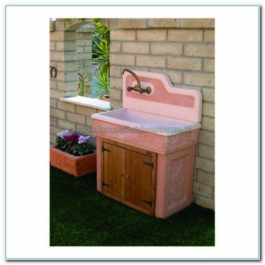 lavabo da esterno monviso aq7000r