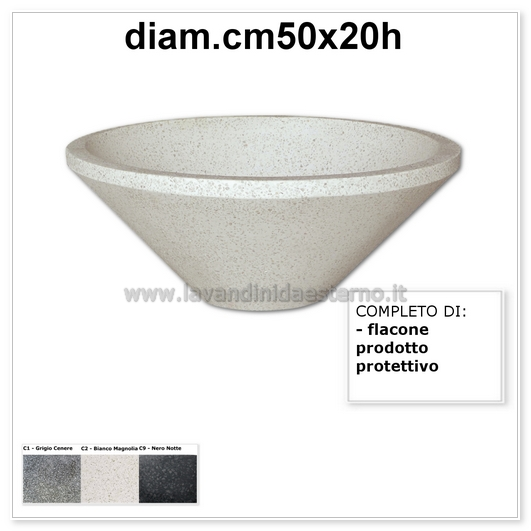 lavabo moderno pl906
