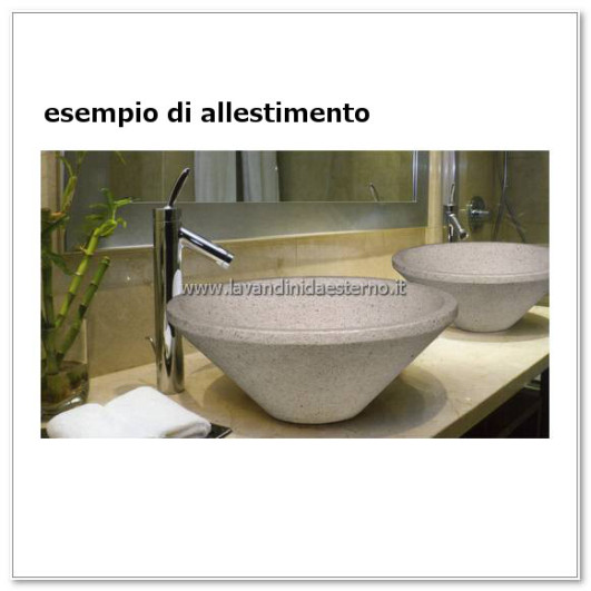 lavabo moderno pl906 installazione