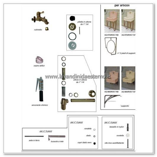 accessori arredo giardino kit29