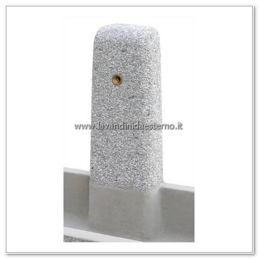 dettaglio acquaio da esterno amiata aq4200 bar