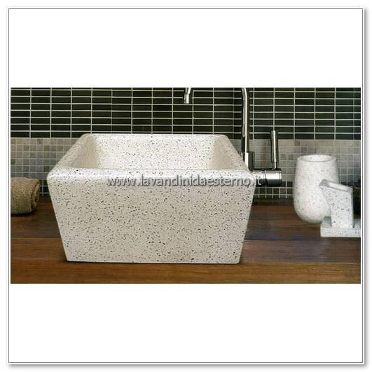 lavabo colorato