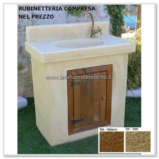 Lavandino esterno leroy merlin trattamento marmo cucina for Lavandino leroy merlin