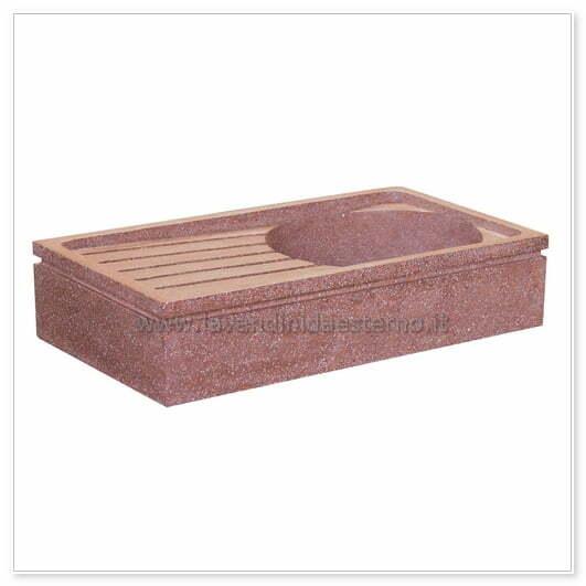 Lavelli da esterno pl201 compra - Lavelli da esterno in resina ...
