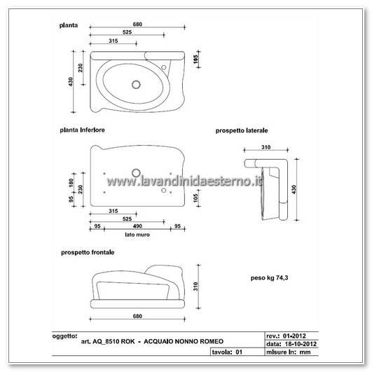 misure-acquaio-vasca-nonno-romeo-aq8510rok