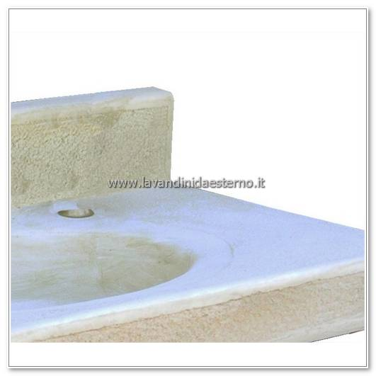 vasca pietra