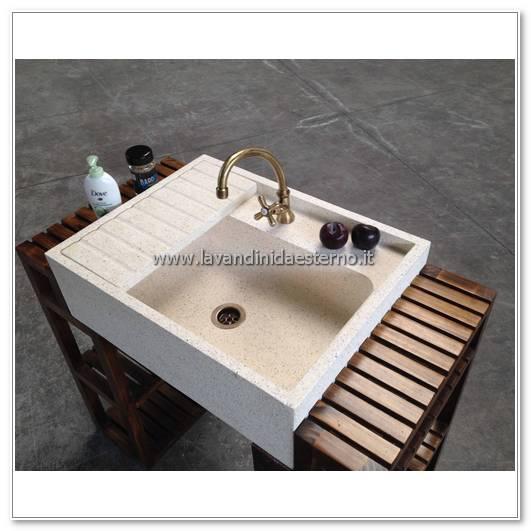 lavello con mobile