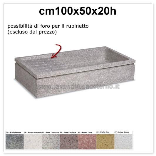 lavello da giardino pl103