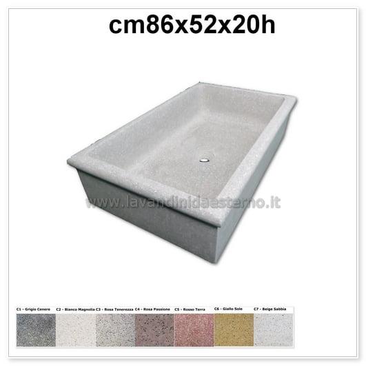 lavello da giardino pl458