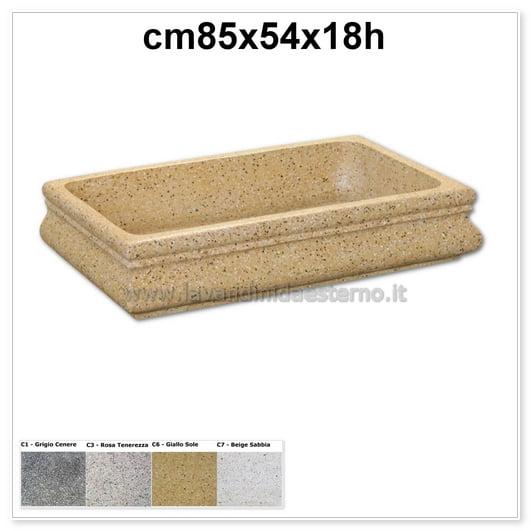lavello da giardino pl508