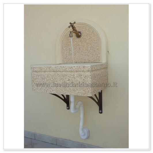 lavello esterno