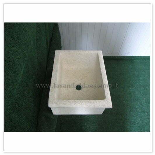 lavello in cemento 4