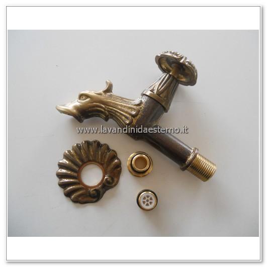 rubinetto grifone a vite ru119