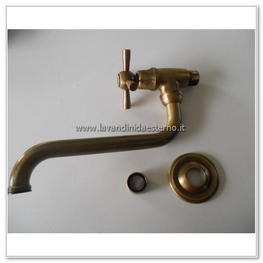 rubinetto per lavatoio snodato ru304