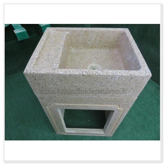 lavabi in cemento