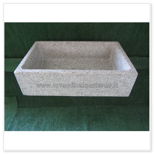 Lavello cucina in pietra pilozzino 289 lavandini da - Lavelli cucina in pietra ...