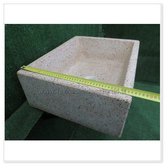 Lavello cucina in pietra pilozzino 287 su - Lavello cucina in pietra ...