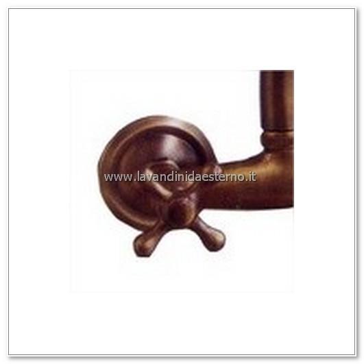 valvole rubinetto a muro gruppo lavello snodo superiore 507