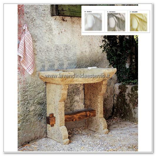 lavandino da esterno tenerife lr1601 - lavandini da esterno  lavelli  lavabi  acquai