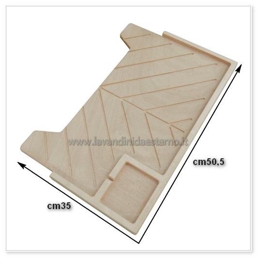 tavola in legno lav3150 scheda tecnica