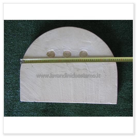 Frontale per vaschetta cm50 m lavandini da esterno for Vaschetta da esterno