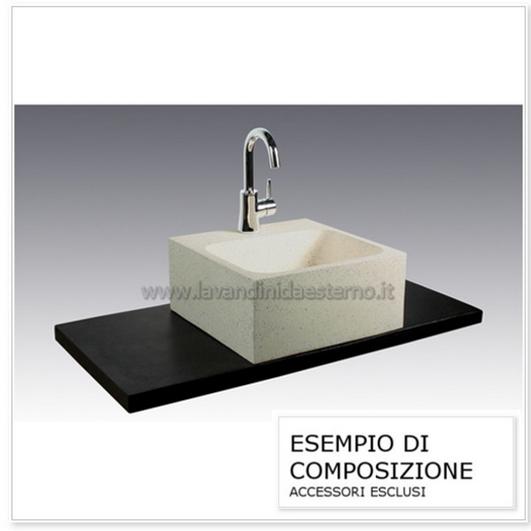 lavabo moderno composizione pl306