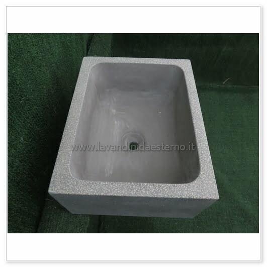 Lavelli in pietra pk481 lavandini da esterno lavelli lavabi acquai - Lavelli cucina in pietra ...