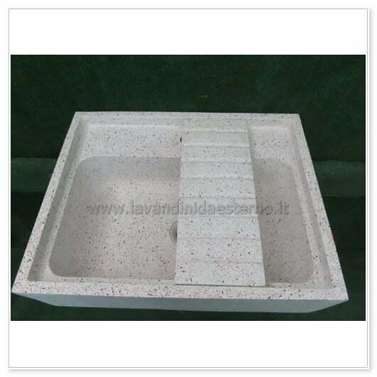 lavelli in graniglia per esterno