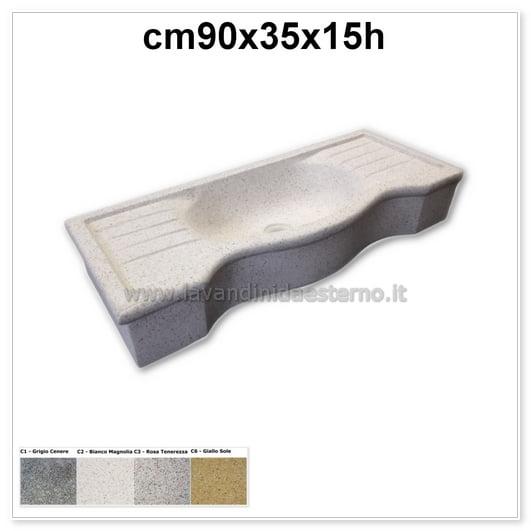 lavello da esterno pl510
