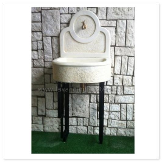 lavandino per esterno bordeaux la006pf003 - lavandini da esterno  lavelli  lavabi  acquai