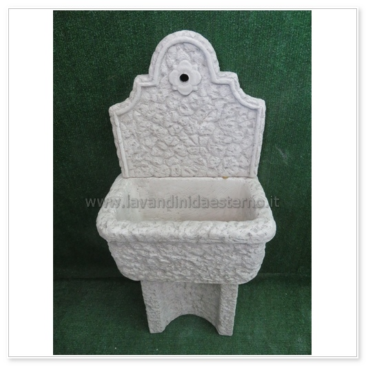lavatoio per esterno in pietra