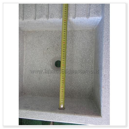lavelli in cemento da esterno