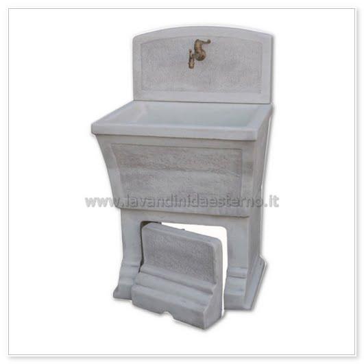 lavabo esterno