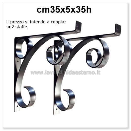 staffe metallo ac56