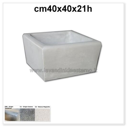 lavabo moderno 579PL905