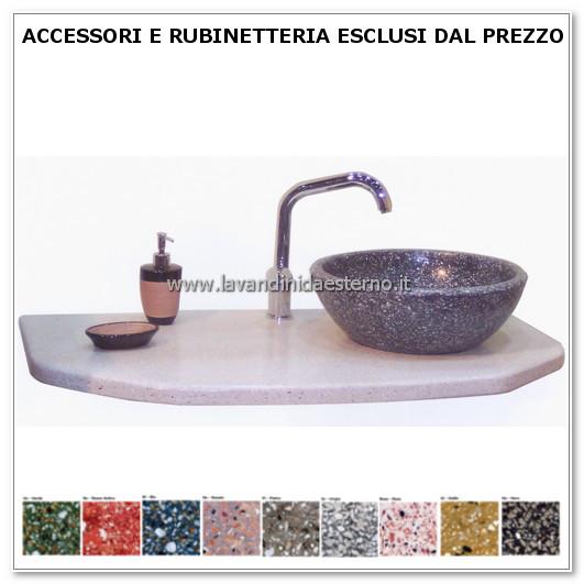 lavabo moderno arredo bagno 414