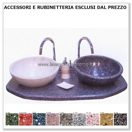 lavabo moderno arredo bagno 415