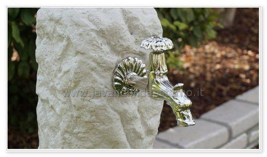 rubinetti da giardino