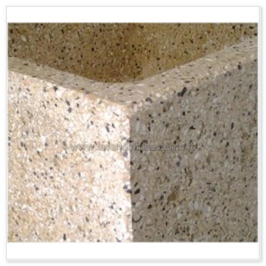 dettaglio lavello cucina in pietra pilozzino 286