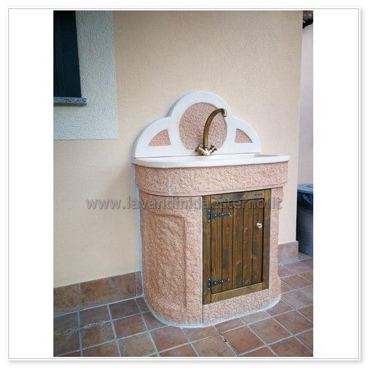 lavabo da esterno