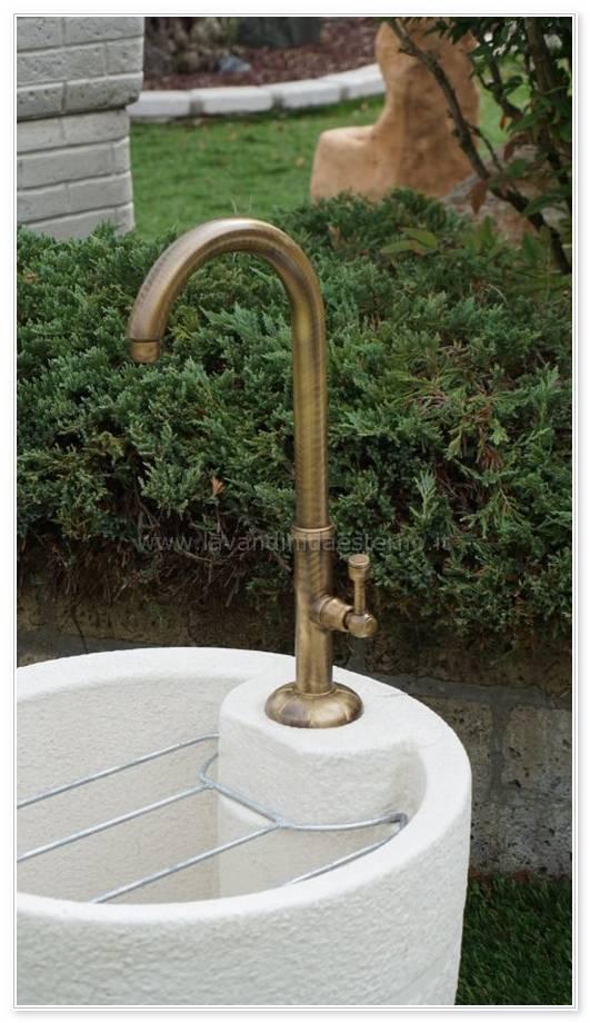 rubinetto per lavatoio