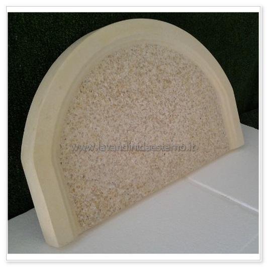 Frontale per vaschetta cm60 m lavandini da esterno for Vaschetta da esterno