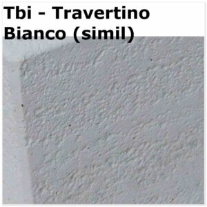 colori disponibili tbi travertino bianco