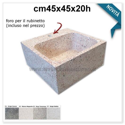 lavelli in pietra pl306