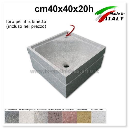 lavelli in pietra pl411