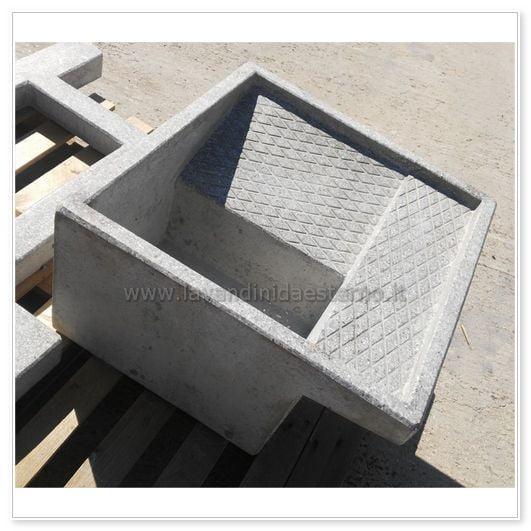 lavatoio da giardino in cemento