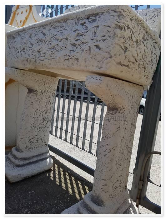 lavandini cemento da esterno