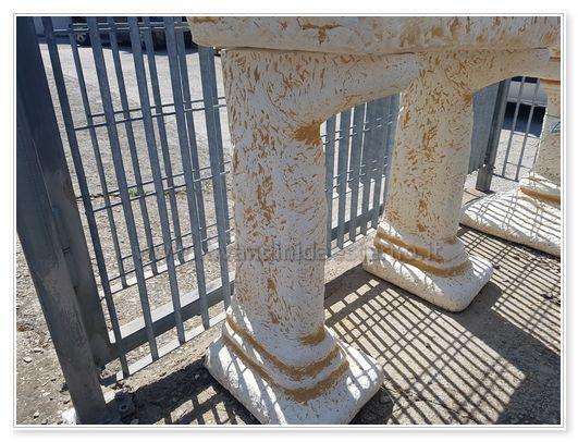 lavandini da esterno in cemento