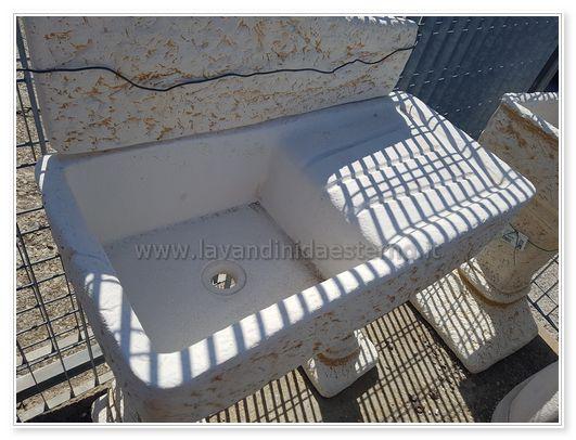 lavandino da esterno