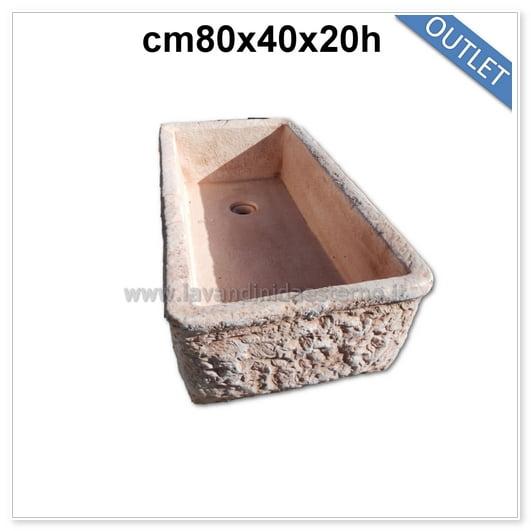 acquaio lavello rustico outlet 83352
